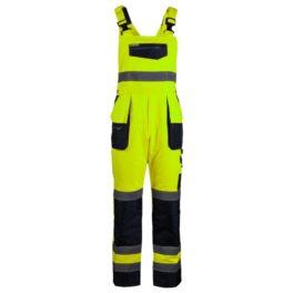 Spodnie Robocze Typ Szwedzki BRIXTON FLASH/GRANAT