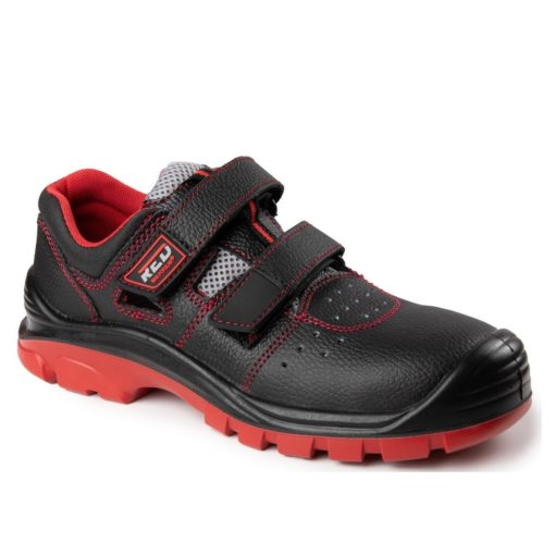 Sandał Roboczy MAX-POPULAR RED S1P