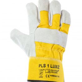 Rękawice Robocze Wzm.skórą Bydlęcą LUX-Ż PLS/RWD-MZ/EPIDOT/ELTON/EIDER
