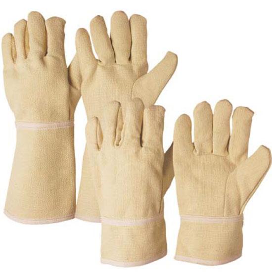 Rękawice żaroodporne aramidowe