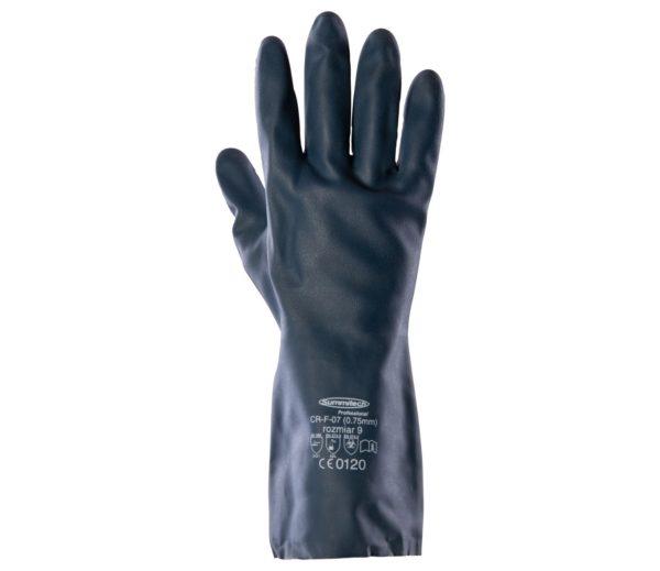 Rękawice Kwaso-Olejoodporne SUMI CHEM CR-F-07 (Art.2941)