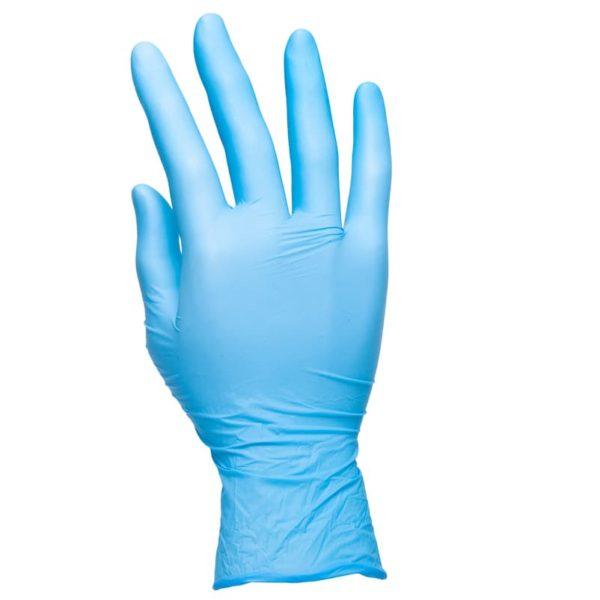 Rękawice nitrylowe diagnostyczne /100szt/ AM-03