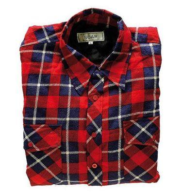 Koszula robocza flanelowa
