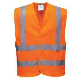 Kamizelka Ostrzegawcza Siatkowa C370 Hi-Vis Full Mesh Vest